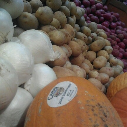 Photo taken at Whole Foods Market by Heather R. on 12/7/2012
