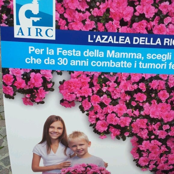 Photo taken at Villa Visconti Borromeo Litta by Alberto B. on 5/11/2014