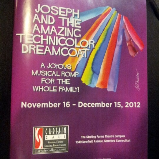 Photo taken at Curtain Call Theatre by RetailGoddesses on 12/16/2012