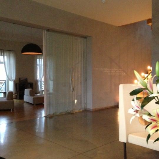 Photo taken at Annas Hotel by Eva S. on 11/18/2012