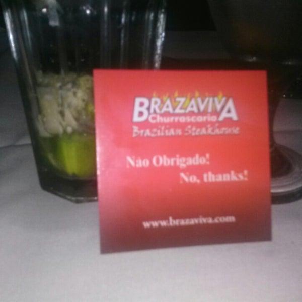 Photo taken at Brazaviva by Javier M. on 5/3/2013