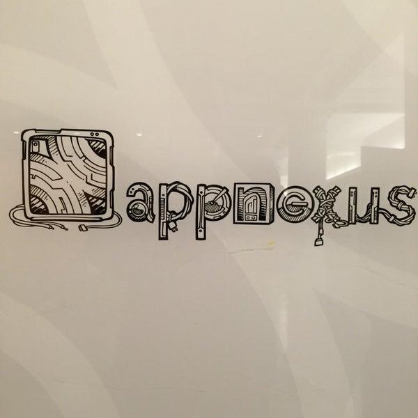 Photo taken at AppNexus by Chris W. on 11/4/2014