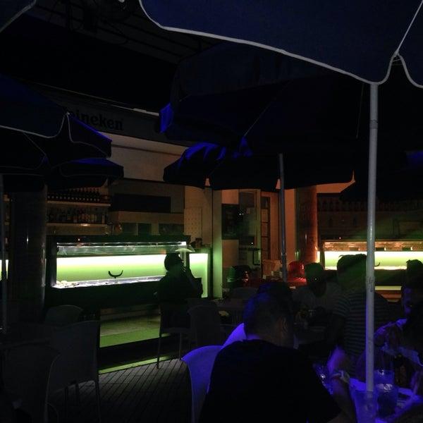 Photo taken at Bar Bianco by Antanas M. on 8/1/2014