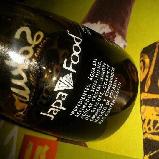 Photo taken at Japa Food by Evandrinho A. on 10/7/2012
