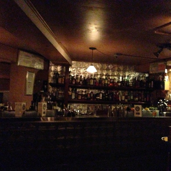 Little Branch Speakeasy In West Village