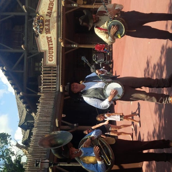 Photo taken at Frontierland by Janine S. on 5/18/2013