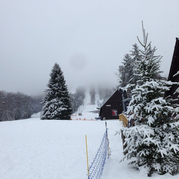Photo taken at Pat's Peak Ski Area by Larry R. on 2/27/2013