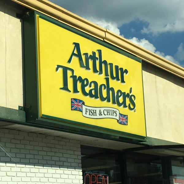 Arthur treacher 39 s fish chips 1833 state rd for Arthur treachers fish and chips