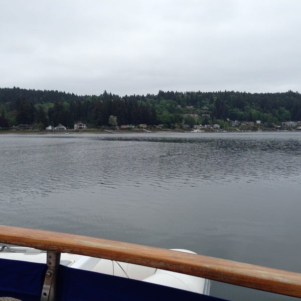 Photo taken at Gig Harbor Waterfront by Jennifer J. on 5/7/2013