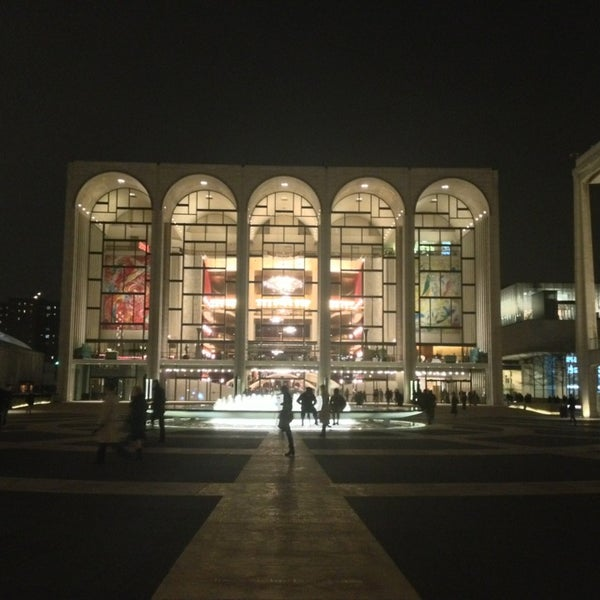 Photo taken at New York City Ballet by Michael S. on 1/16/2013