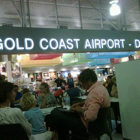 Photo taken at Gold Coast Airport (OOL) by Denny Gunawan on 1/6/2013