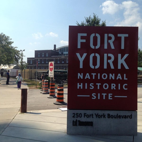 Photo taken at Fort York by Chyrell S. on 9/7/2015