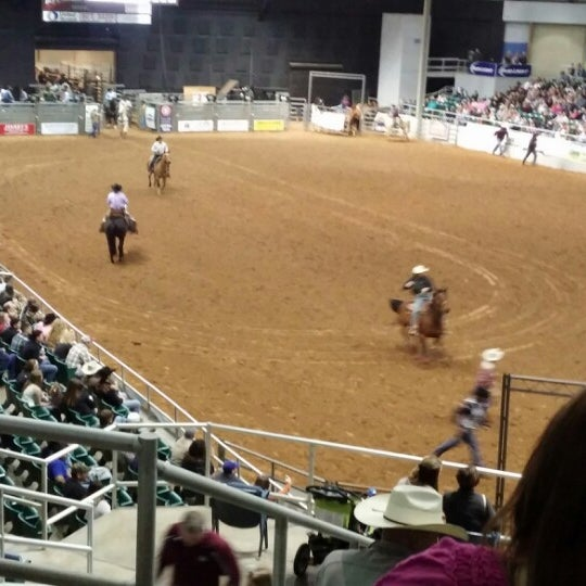 Photo taken at Bell County Expo Center by Marvin C. on 2/9/2014