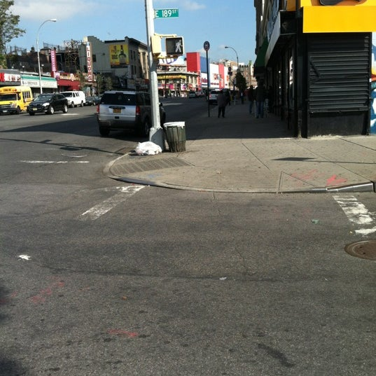 Photo taken at MTA Subway - Fordham Rd (4) by Damian C. on 10/18/2012