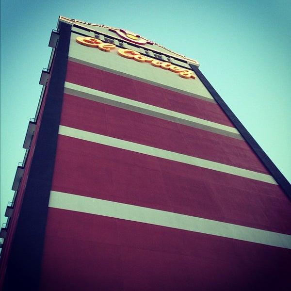 Photo taken at El Cortez Hotel & Casino by Shahab Z. on 10/22/2012