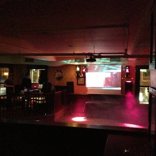 Photo taken at The Old Triangle Irish Alehouse by Lucas P. on 1/13/2013
