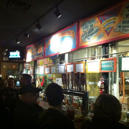 Photo taken at Trinity Brewhouse by Matt V. on 12/7/2012
