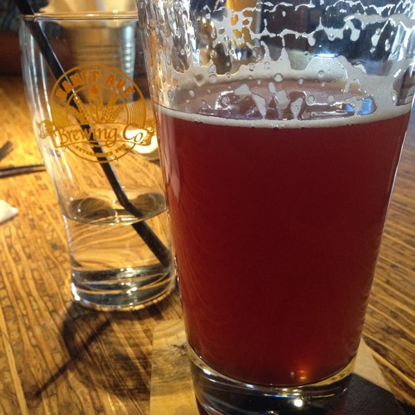 Photo taken at Banff Avenue Brewing Co. by Lea G. on 7/2/2014