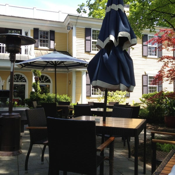 Photo taken at Bedford Village Inn by Elsa on 5/19/2013