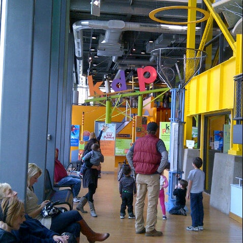 Photo taken at Boston Children's Museum by Monique S. on 3/8/2014