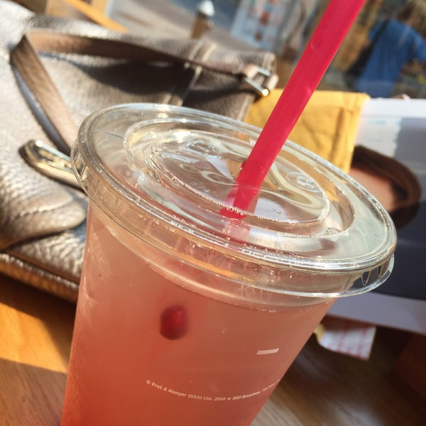 Photo taken at Pret A Manger by Amy B. on 9/3/2015