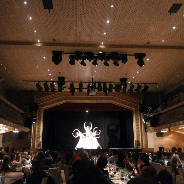 Photo taken at Palacio del Flamenco by Farida Salvadorovna on 4/11/2013