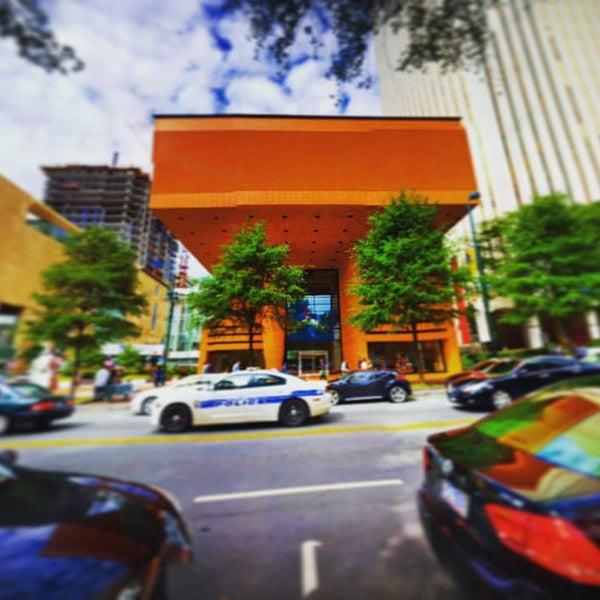 Photo taken at Bechtler Museum of Modern Art by Greg on 10/5/2015