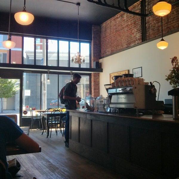 Photo taken at Coffeehouse Northwest by Ben L. on 7/15/2013