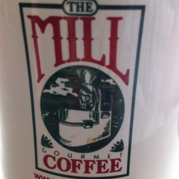 Photo taken at The Mill Coffee Shop by Eric L. on 7/5/2013