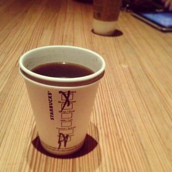 Photo taken at Starbucks by MH♪ on 8/15/2013