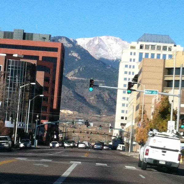 Food Places In Downtown Colorado Springs