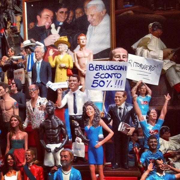 Photo taken at S. Gregorio Armeno by Fabio L. on 12/12/2012