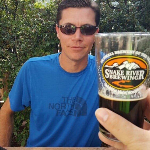 Photo taken at Snake River Brewery & Restaurant by Robert R. on 8/25/2015