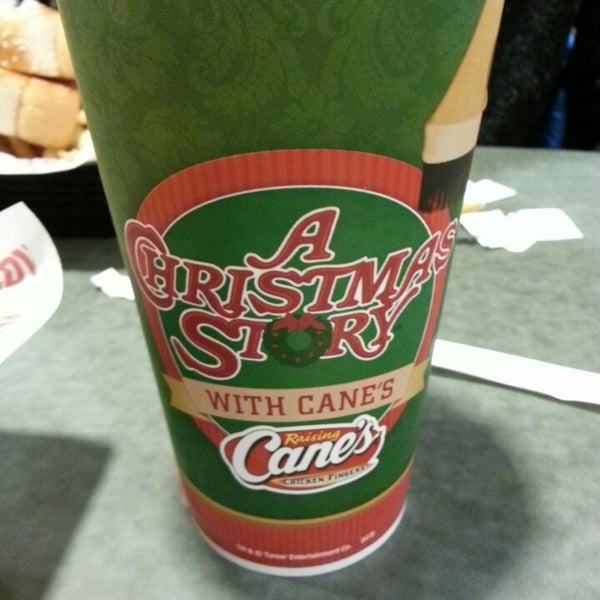 Photo taken at Raising Cane's by Jonathan H. on 12/23/2013