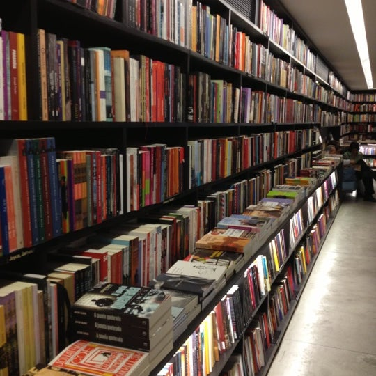 Photo taken at Livraria da Vila by Ricardo M. on 12/1/2012