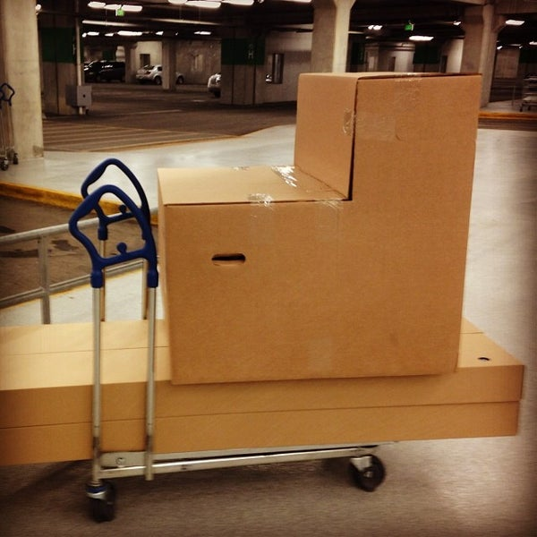 Photo taken at IKEA by Luci W. on 1/11/2014