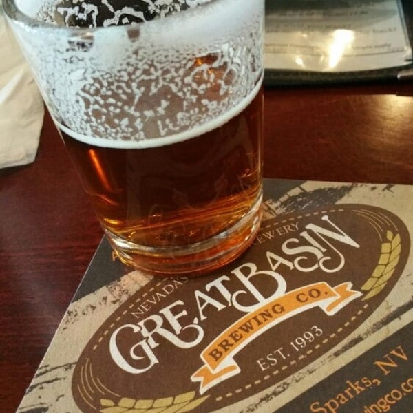 Photo taken at Great Basin Brewing Co. by Kevin S. on 7/29/2015