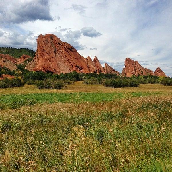 Littleton Colorado: Roxborough State Park