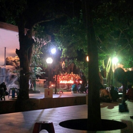 Photo taken at Gua Maria Kerep by Sava G. on 12/31/2014