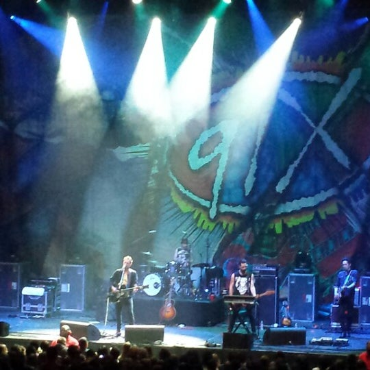 Photo taken at Valley View Casino Center by SoundDiego Blog M. on 12/7/2013