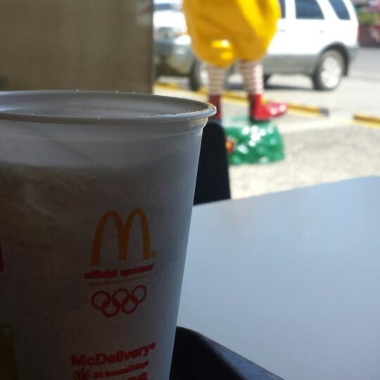Photo taken at McDonald's by Rick Elmann L. on 1/20/2015