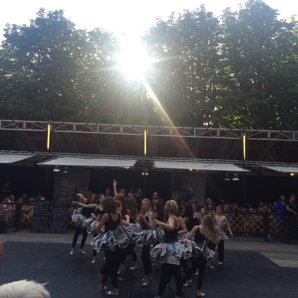 Photo taken at Festivalplein Theaterfestival Boulevard by Ivo V. on 8/6/2015