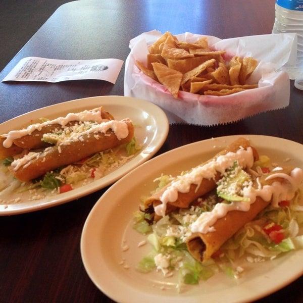 Photo taken at Tia Cori's Tacos by Phillip M. on 6/9/2014