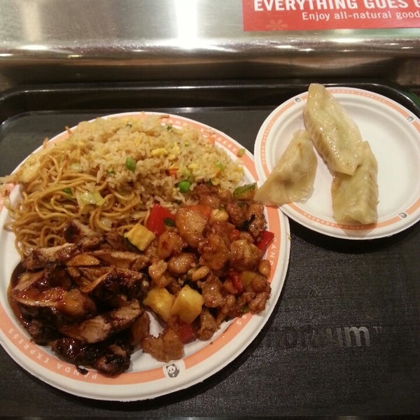 Photo taken at Panda Express by Frank W. on 2/13/2013