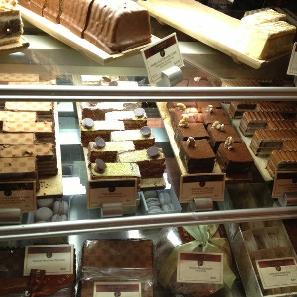 Photo taken at L.A. Burdick Chocolate by David L. on 4/7/2013