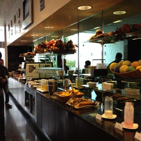 Photo taken at Sumaq VIP Lounge & Business Center by Jamison N. on 10/4/2012