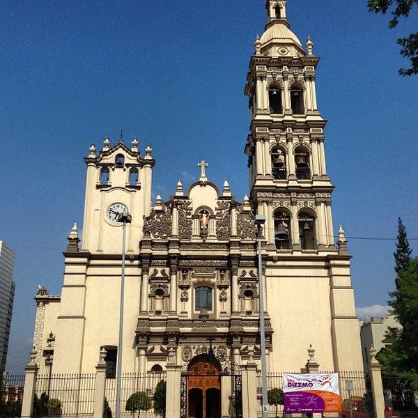 Catedral metropolitana de monterrey monterrey nuevo le n for Sillas para iglesias en monterrey