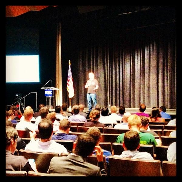 Photo taken at Miami Dade College Wolfson Campus by Luis D. on 6/28/2013