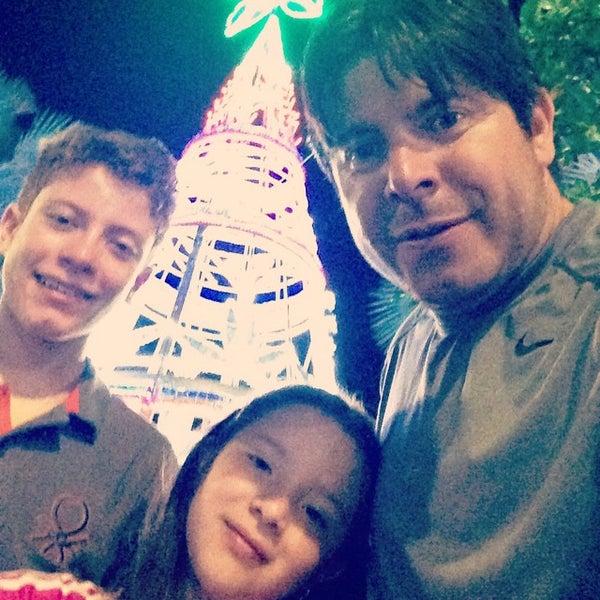 Photo taken at Parque Las Palmas by Samy A. on 12/29/2014