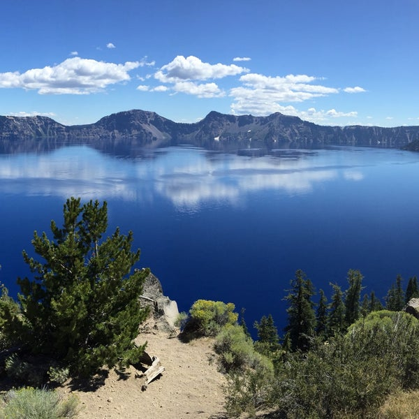 Photo taken at Crater Lake National Park by Chris L. on 8/10/2016